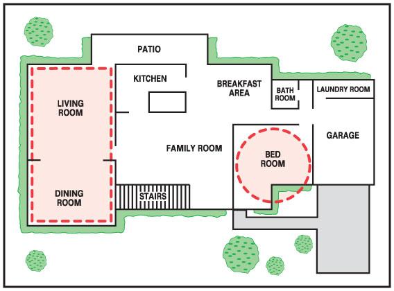 Diagram Of House - Merzie.net